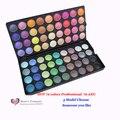 3 Модель выбрать # 72-2XG (72-2XW 72-2xp) 72 Цветов Супер Ультра Shimmer Палитра Теней Набор Теней Для Век Макияж палитра