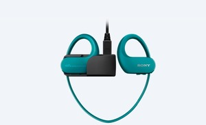 Image 5 - Sony NW WS413 su geçirmez yüzme koşu mp3 müzik çalar kulaklık entegre aksesuarları su geçirmez SONY WS413 Walkman