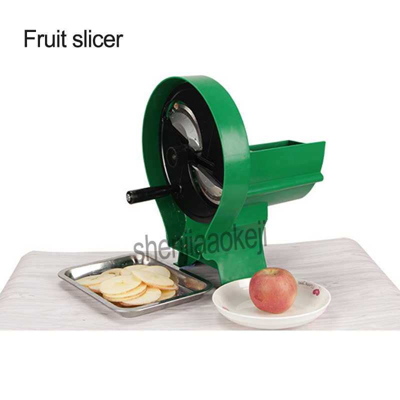 Commercial Manual Fruit Slicer Adjustable thickness sliced lemon slicer Potato Ginger Lotus Root lemon orange apple slicer 1pc commercial manual potato slicer machine portable rotatory manual potato slicer fruit