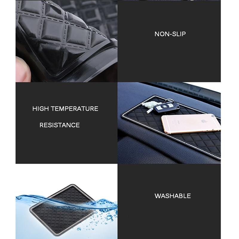 Car Rhinestone Anti Slip Mat