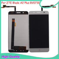 100 High Quality For ZTE Blade A2 Plus BV0730 Screen Original Replacement LCD Display Touch Screen