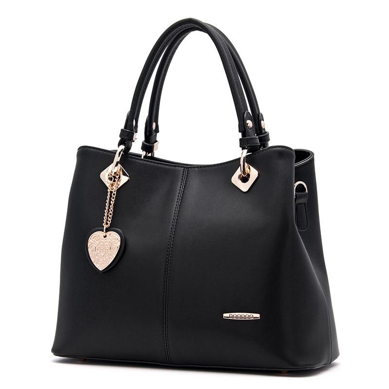 DOODOO Lady Real Leather Handtassen Vintage luxe handtassen vrouwen - Handtassen - Foto 2