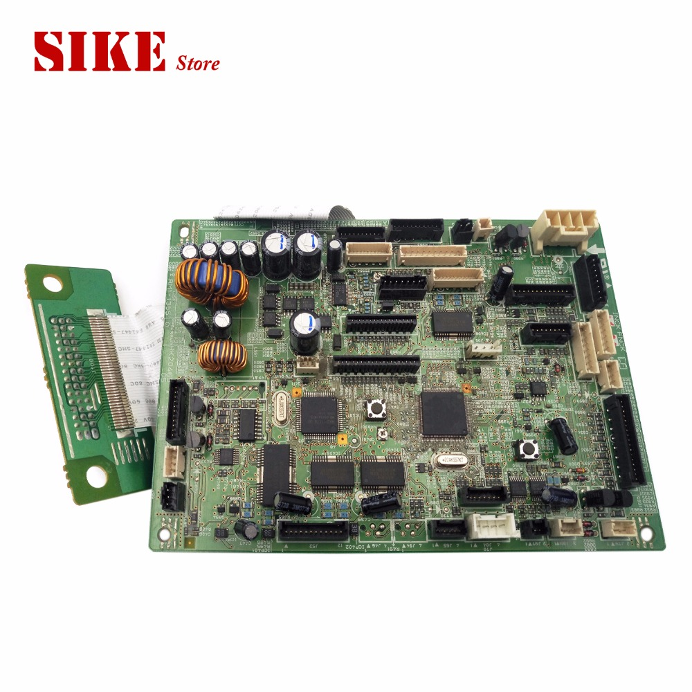 LaserJet Printer DC Control Board Use For HP M4345 4345 RM1-1356 HP4345 DC Controller Board repalce paper roller kit for hp laserjet laserjet p1005 6 7 8 m1212 3 4 6 p1102 m1132 6 rl1 1442 rl1 1442 000 rc2 1048 rm1 4006