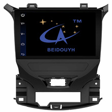 """BEIDOUYH 9"""" Android Car GPS Player for Chevrolet Cruze 2014-2016 Can-Bus/SWC/wifi/RDS radio/DVR recorder stereo car navigation"""
