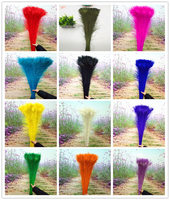 EMS free shipping 1000pcs32 36 inches / 80 90cm natural peacock feathers, peacock eye DIY accessories