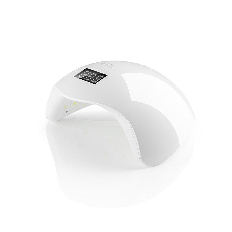 SUNUV SUN5X Professional UV LED Lamp 48W Nail Dryer Polish Gel Manicure Machine for Curing Nail Gel Art Tool sunuv 48w nail lamp uv lamp professional nail dryer for uv gel led gel nail polish machine nail tools