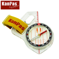 KANPAS Basic Competiton Orienteering Thumb Compass Free Ship MA 40 FS From Compass Factory