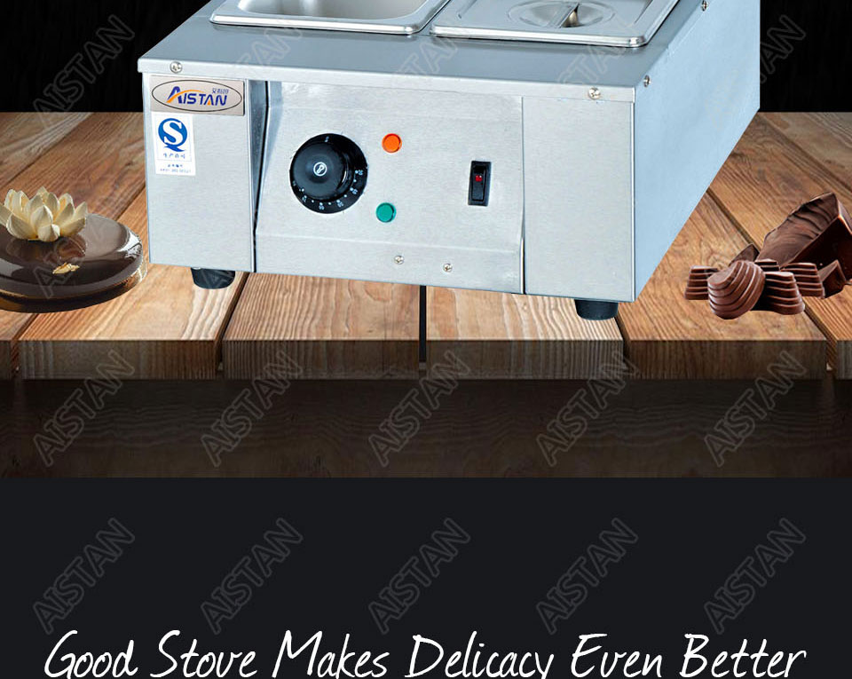 EH22/EH23/EH24 Electric Chocolate Stove Chocolate Melting Pot DIY Kitchen Tool of Catering Equipment 2