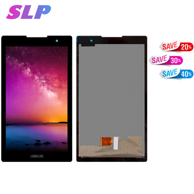 Skylarpu 7''inch Black Complete LCD Screen For Asus ZenPad C 7.0 Z170C Wi-Fi LCD Display Touch Screen Digitizer Tablet Pc Parts
