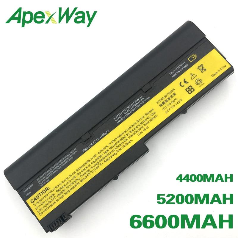 ApexWay Laptop Battery For Lenovo IBM ThinkPad X40 X41 92P0999 92P1000 92P1001 92P1009 92P1078 92P1146 92P11FRU 92P1143