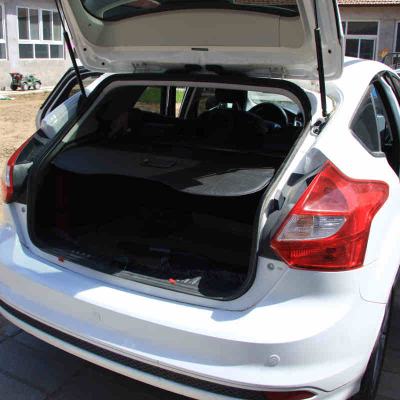 Us 67 5 25 Off For Ford Focus Hatchback 2010 2018 Rear Cargo Cover Privacy Trunk Screen Security Shield Shade Auto Accessories In Rear Racks