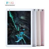 FENGXIANG Octa Core 9.7 Inch tablet MTK6582 Android Tablet 4GB RAM 64GB ROM Dual SIM Bluetooth GPS Android 7.0 10 Tabl DHL Free