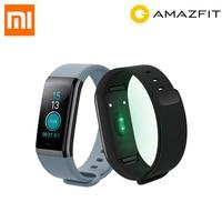 English Version Xiaomi Huami Amazfit Cor Smart Bracelet 5ATM Waterproof Smart Bracelet Stainless Steel 2