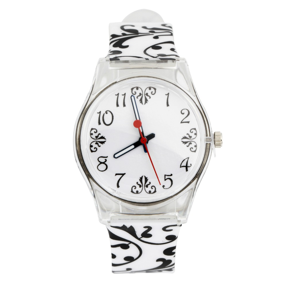 Fashion Quartz flower Vintage Leather Watch Women Ladies Students Retro Wrist Watches Casual Wristwatches Gift new ulzzang brand simple vintage leather black brown quartz wristwatches wrist watch for men women students