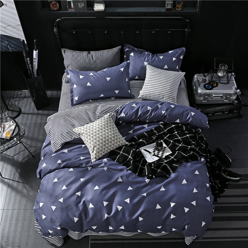 BEST WENSD 100 bamboofiber Comforter grey super warm bedclothes bedlinen Bedding Winter bedsheets duvet cover sets