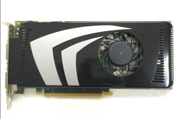 O novo original para nvidia 9600gs discreto jogo placa de vídeo ddr3 192bit pci-e 384 mb