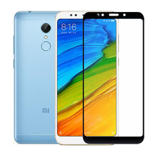 VOONGSON Glass For Xiaomi Redmi 5 Plus 5.99 Full Cover Tempered  5.7 Screen Protector Protective Film