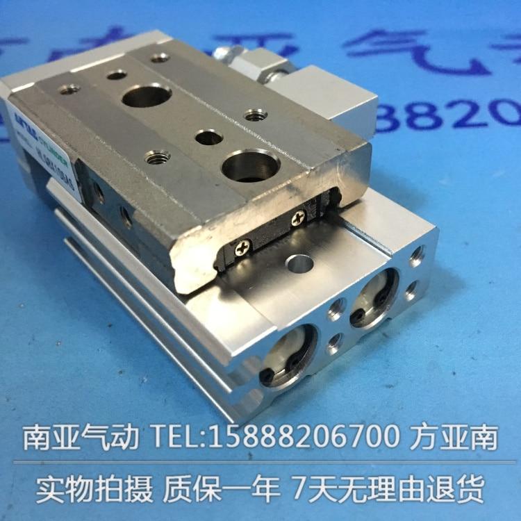 HLQ16*50SBT/75SBT/100SBT/125SBT AIRTAC Sliding table Cylinder hlq25 75s 100s 125s 150s 10a 20a 30a 40a 50a 10b 20b 30b 40b 50b airtac sliding table cylinder