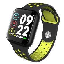 Newest F8 Bluetooth Smart watch Heart Rate Monitor Smart band Bracelet Screen Steps Distance Calories Sports Wrist Watch watches