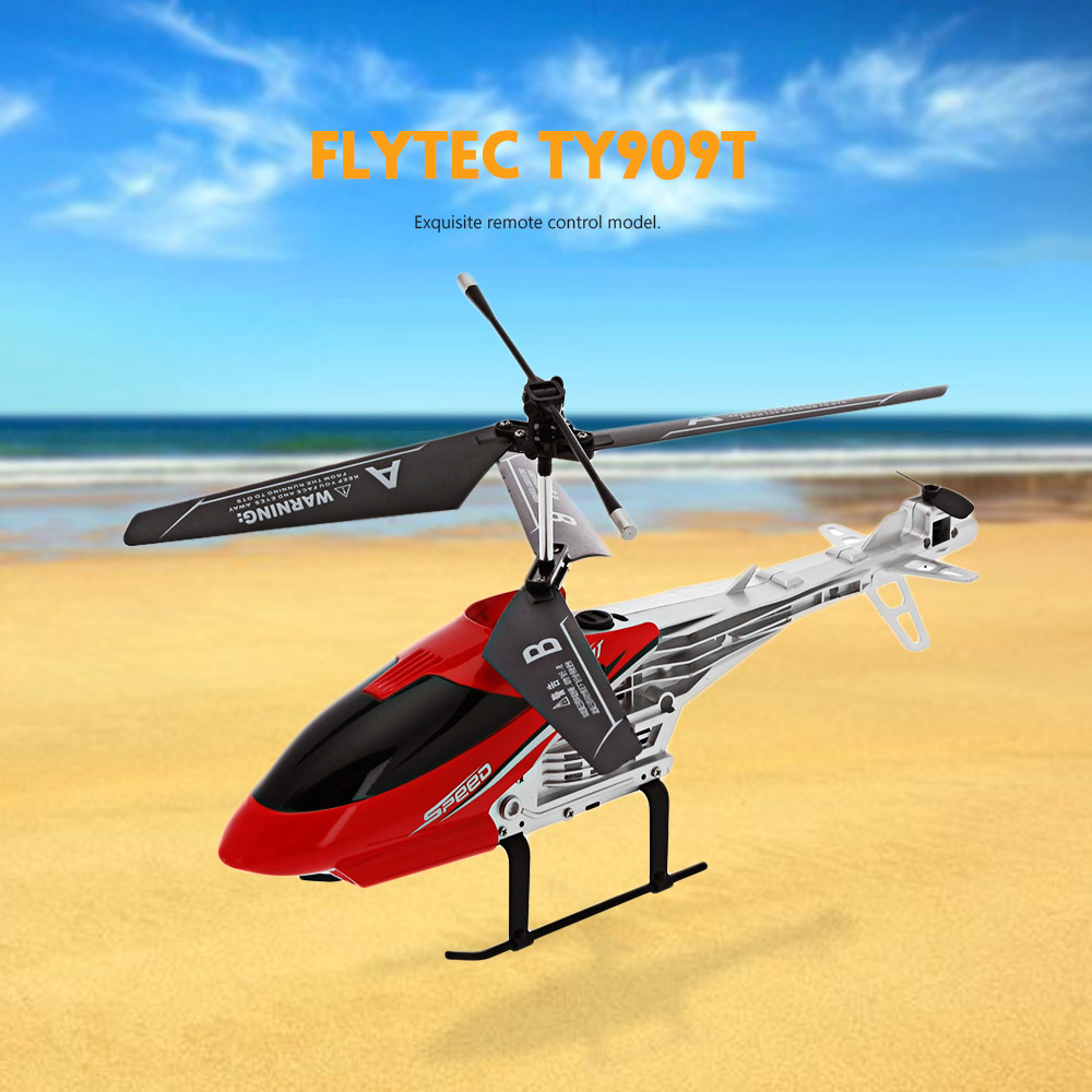 Remote Last Helicopter TY909T 2