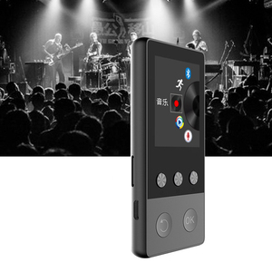 Image 3 - 2019 חדש HIFI Bluetooth MP3 נגן 8GB מוסיקת Lossless באיכות גבוהה Lossless מקליט FM Bluetooth 4.0 מתכת MP3 נגן