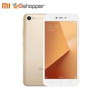 Global Version Original Xiaomi Redmi Note 5A 3GB 32GB Note5A Mobile Phone 5.5 16MP Octa Core Snapdragon 435 Smart Phone