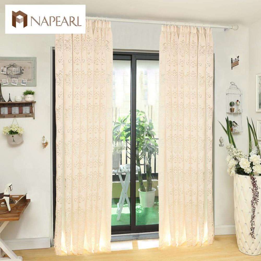 European Luxury Design Gray Coffee Curtain Kitchen 3d