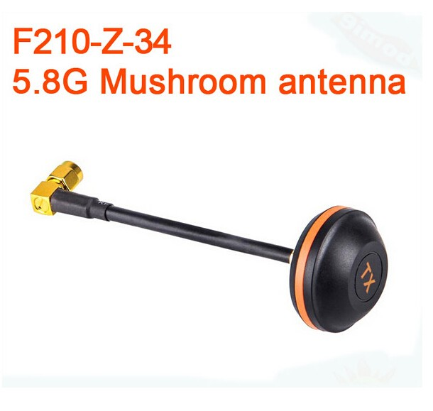 Walkera F210 RC Helicopter Quadcopter Spare Parts F210-Z-34 Mushroom Antenna Accessory Parts F17457