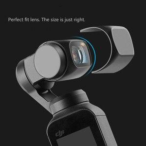 Image 2 - Cubierta de protección de lente a prueba de arañazos para dji Osmo pocket camera gimbla handheld accessories