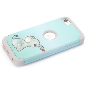 Image 2 - Coque iPod Touch coque iPod 6 coque iPod Touch 7 coque de protection haute résistance coque hybride pour iPod 5 6th 7th Generation