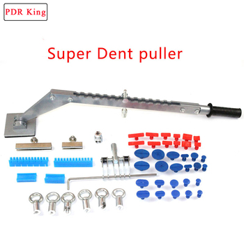 Paintless Dent Repair dent puller slide hammer accessory glue tabs O ring tips kit фото
