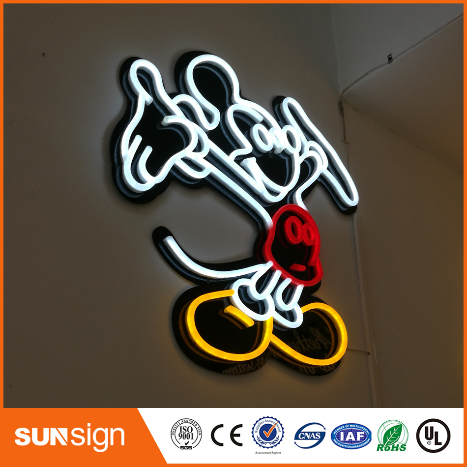Wholesale Coffee Store Decorative LED Neon Light Letter