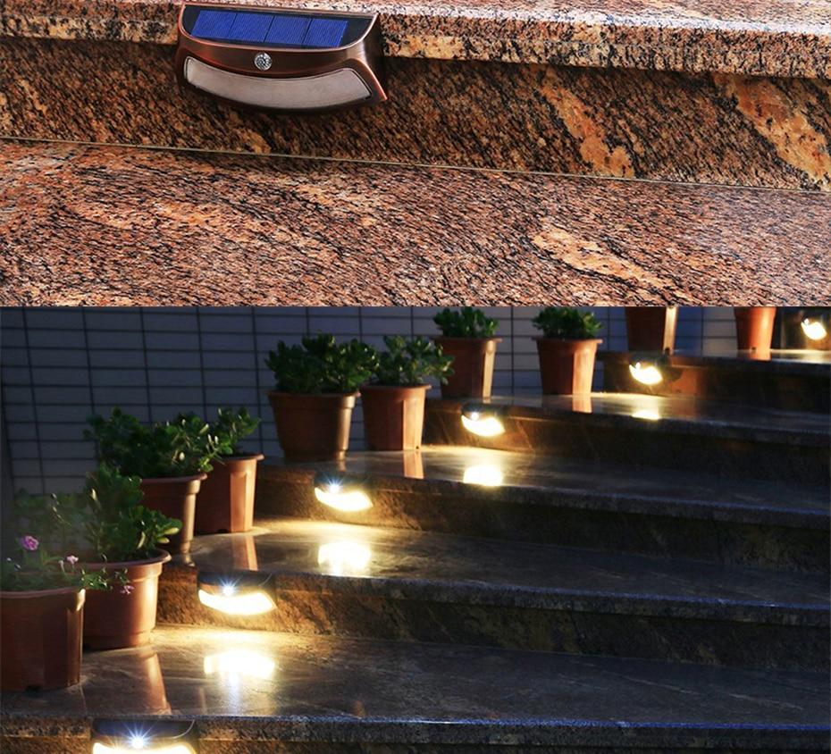 Sensor de Luz de Parede Lâmpada de