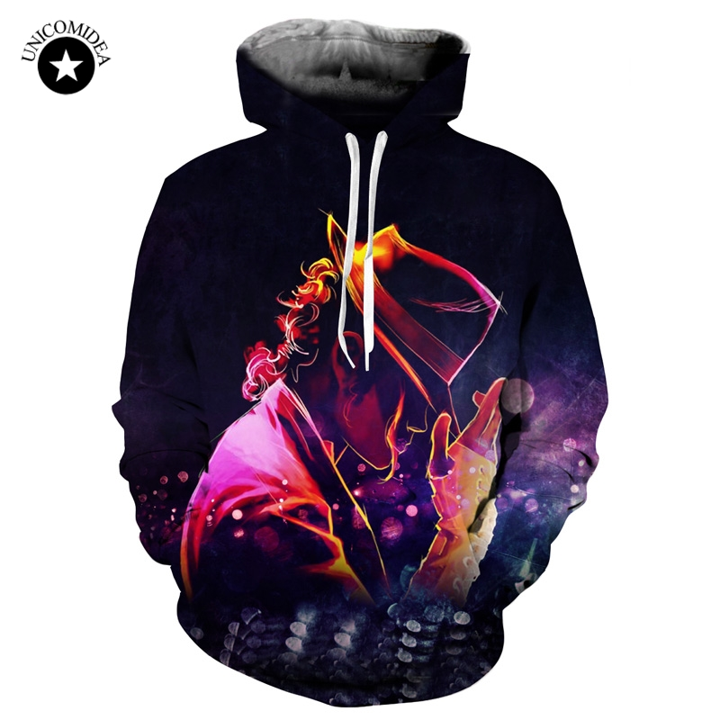 Michael Jackson This is IT Men/'s Hoodie Longsleeve Size S to 3XL