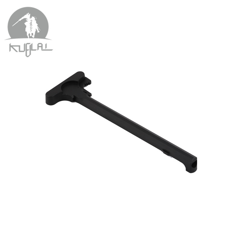 Charging Handles For 5.56 Exterior Modified Modification Replacement - Black