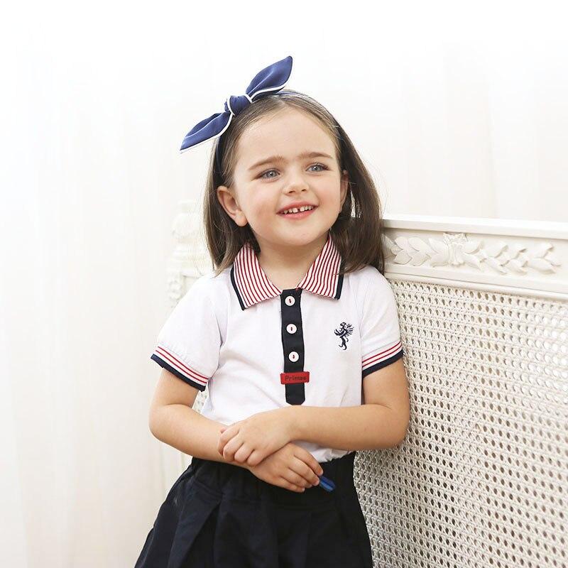 1 PCS New Cute England Style Rabbit Ear Hair Hoop Boutique Baby Hairbands Princess Headwear Girls Accessories Children Headbands