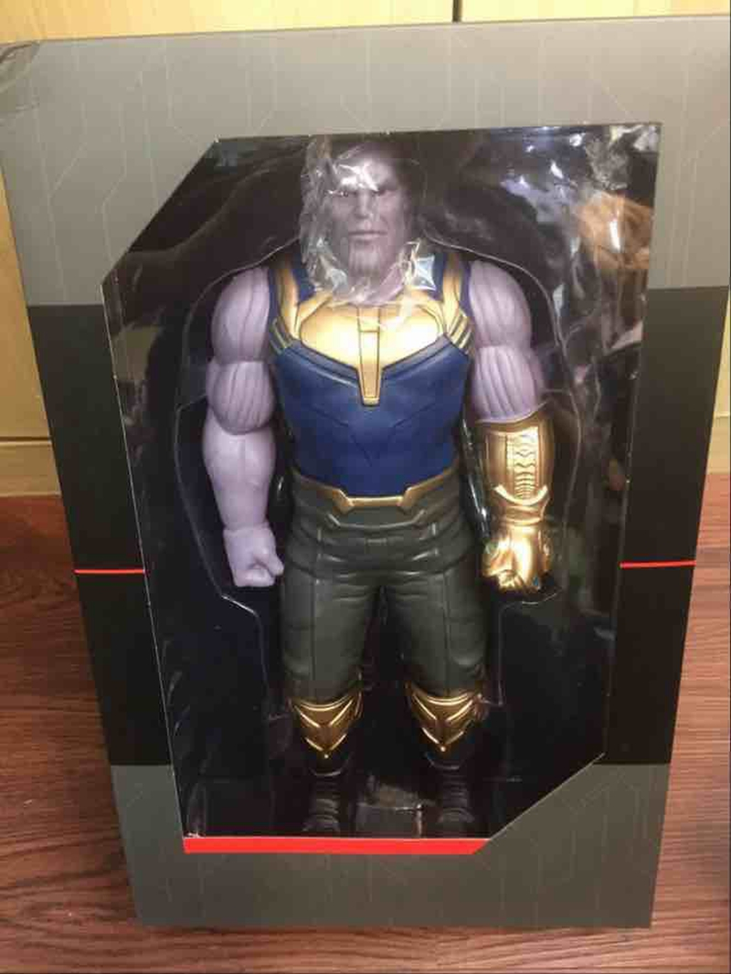 Marvel Avengers 3 Infinity War Thanos Action Figure Toy Collection Model 30cm 12