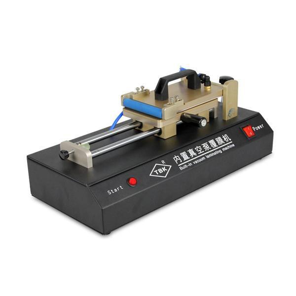 New Built-in Vacuum Pump Film Laminator Laminating Machine for 5.5