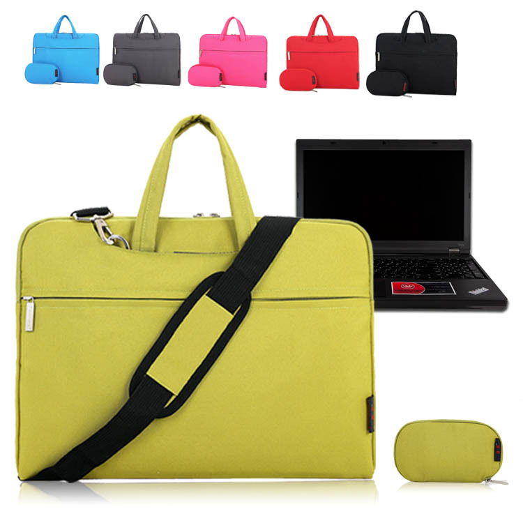 Colorful Shockproof Laptop Messenger Shoulder Bag Carry Case Sleeve Briefcase Lenovo ThinkPad T540p/ T550 15.6 inch Notebook - ShenZhen TabCase Electronic Commerce Store store