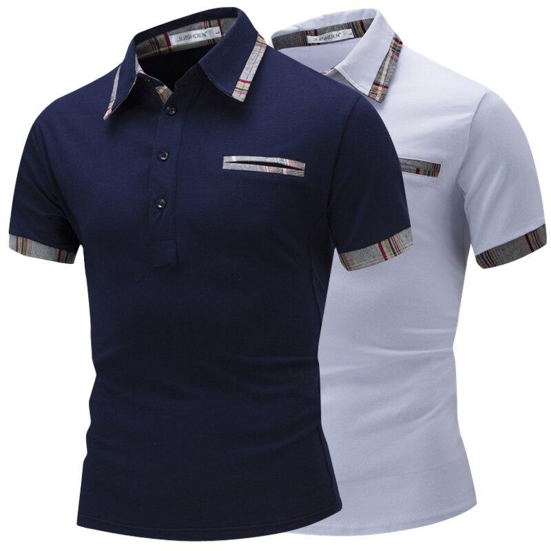 2019 High Quality Tops&Tees Men's Top   Polo   100% Cotton   Polo   Shirt Mens Short Sleeve Summer Casual Solid for Men   polo   crocodile