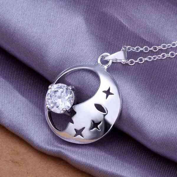 f9f4994cb644 925 collar de plata 925 collar de plata 925 del encanto 18 pulgadas cadena  ioio LP316
