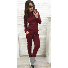 Women Two Piece Set Top and Pants Winter Outfits Women O Neck Drawstring Business Casual Women Outfits Plus Size Two Piece Set