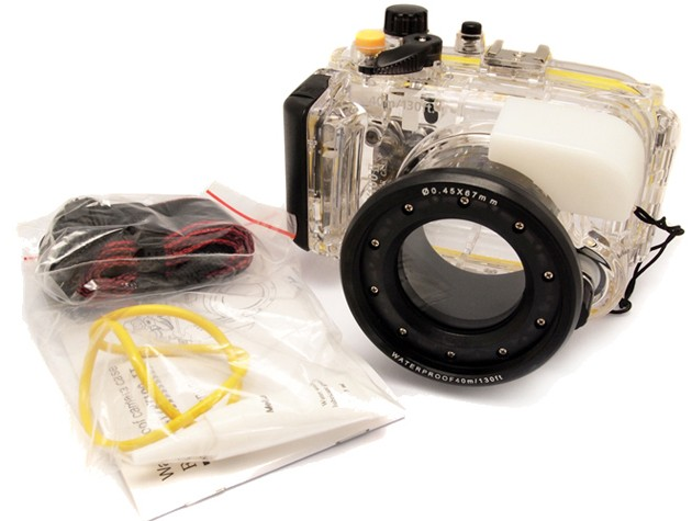 Waterproof Underwater Housing Camera Housing Case bag for Sony DSC-RX100 RX100 10.4-37.1mm lens 100% original for sony rx100 lens zoom cyber shot dsc rx100 dsc rx100ii rx100 rx100ii m2 lens camera parts free shipping