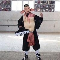 Высокое качество pigsy Косплей восемь заповедей костюм свиньи забавные костюмы для мужчин фильм ТВ игровой костюм карнавальный Косплей