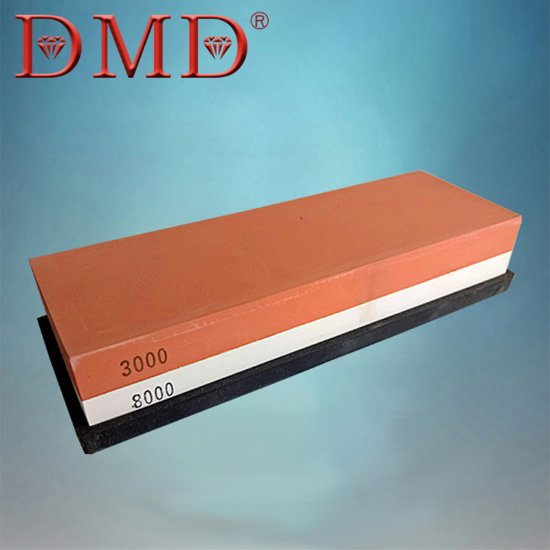 1PC DMD Water Stone Double sided Whetstone kitchen font b Knife b font Sharpener Sharpening Flattening