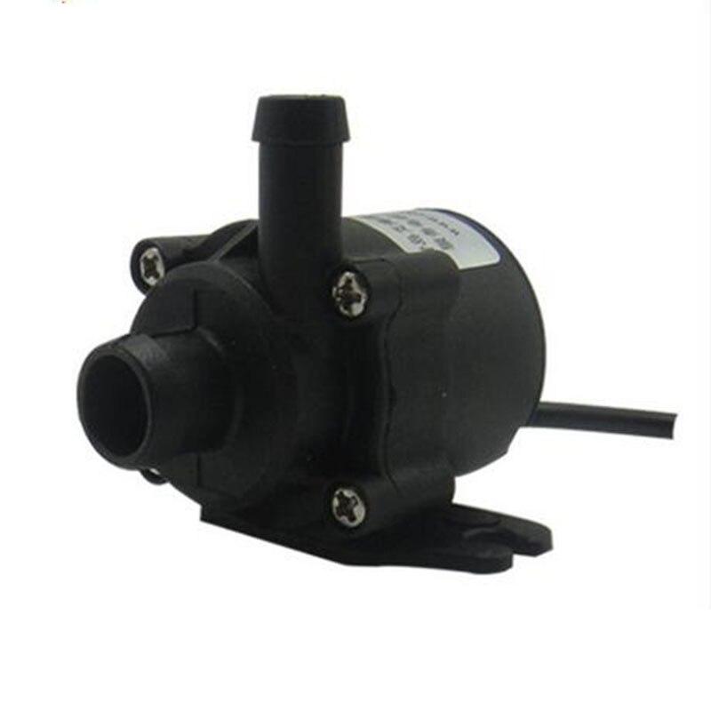Dc 12 V 5 Watt Micro Brushless Tauch Motor Wasserpumpe 1,5-2 Mt 350l/h Elektrische Wasser Umwälzpumpe Für Aquarium Teich Ultraquit Lassen Sie Unsere Waren In Die Welt Gehen