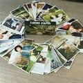 30 Pcs set BTS Bangtan meninos Jungkook jimin jin v Rap 2016 LOMOCARDS Photocard Kpop Cartões Cartão de LOMO Foto
