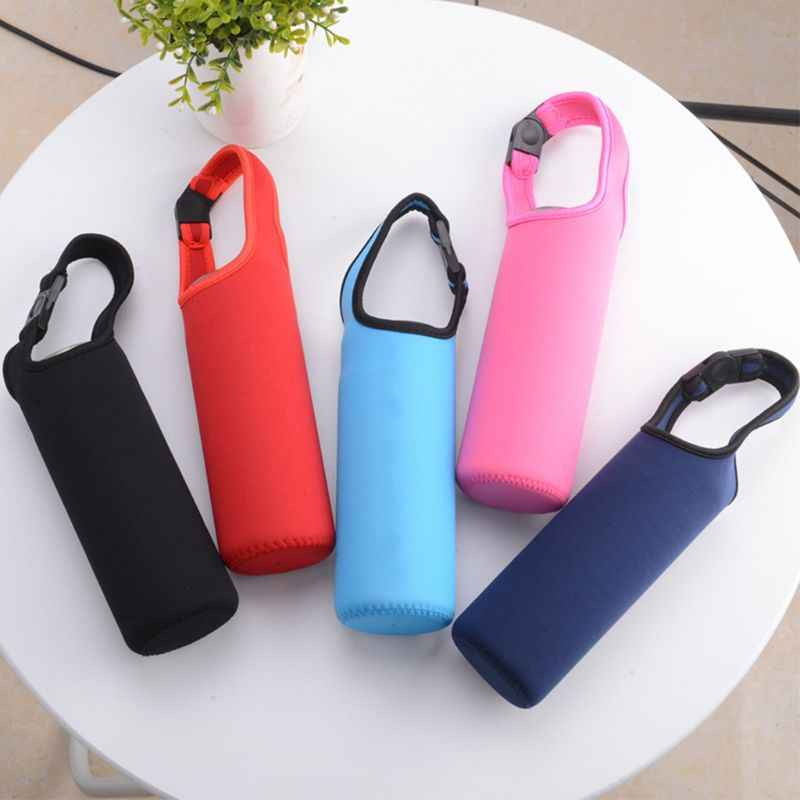 Durable Water Bottle Cover Heat Insulated Sleeve Bag Case Pouch Heat Resistant