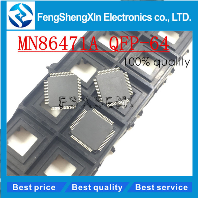 HDMI IC Chip MN86471A  N86471A  Repair Parts for PS4