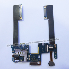 Original For HTC Butterfly S 901e 901S Big Main Flex Cable+Headphone Jack Mic+Volume&Power Button Connector+SIM Holder 50H10218